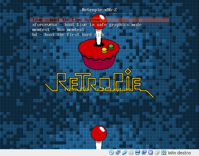 retropie ubuntu