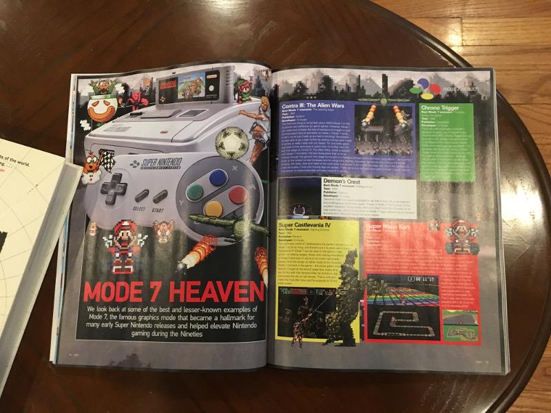 Cool Super Nintendo/Sega Genesis Bookazine - RetroPie Forum