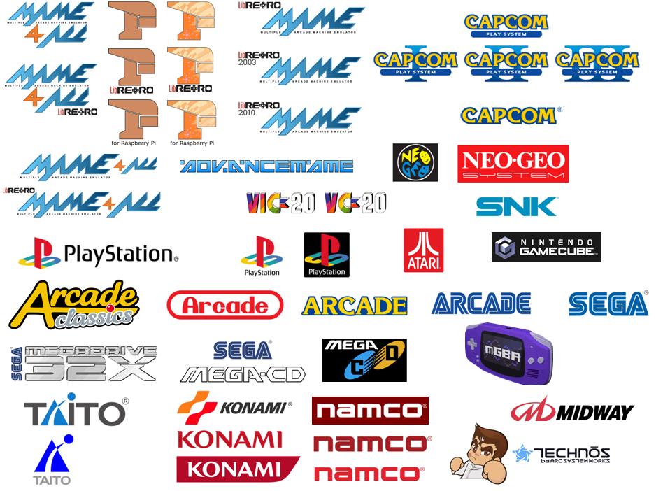 ES Custom SVG Logo pack (includes specific Mame logos) - RetroPie Forum