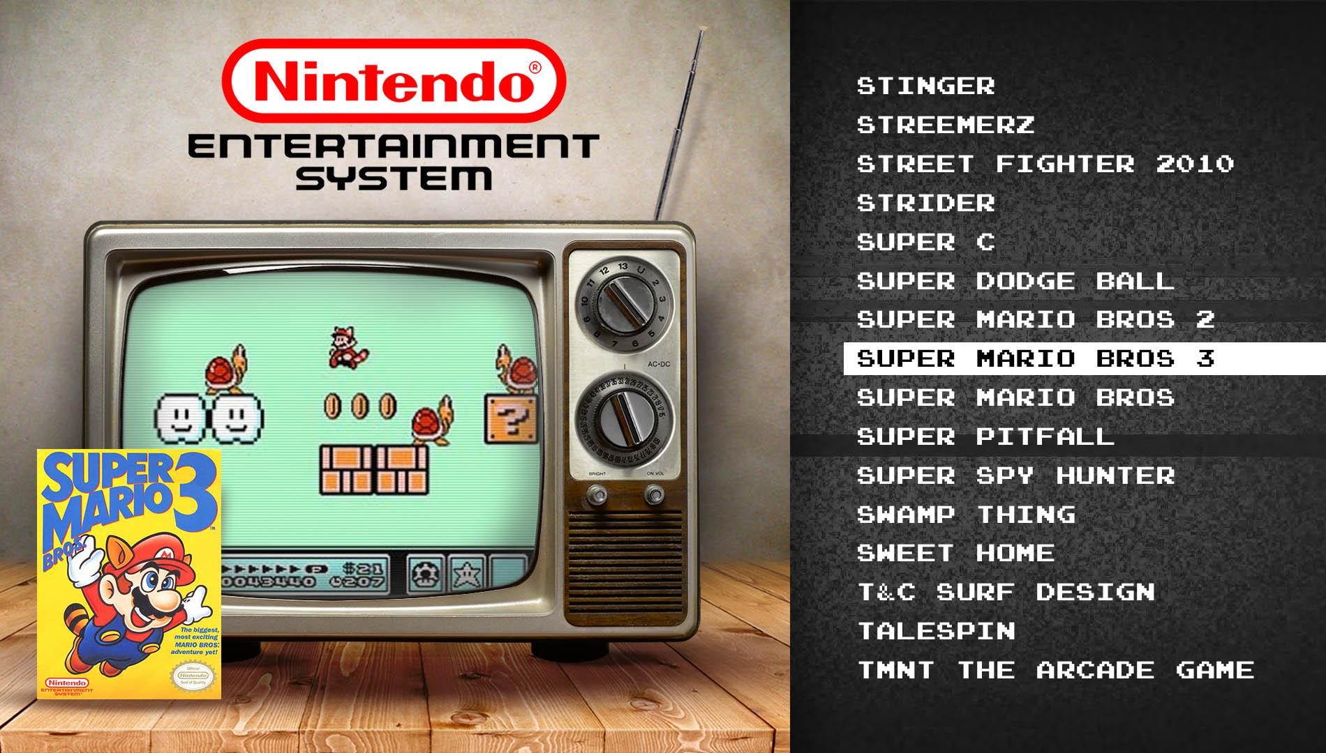 Theme Old TV
