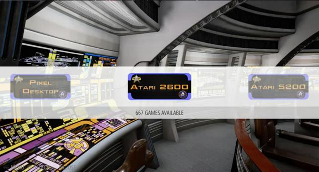 Emulation Station Theme - Star Trek LCARS - RetroPie Forum