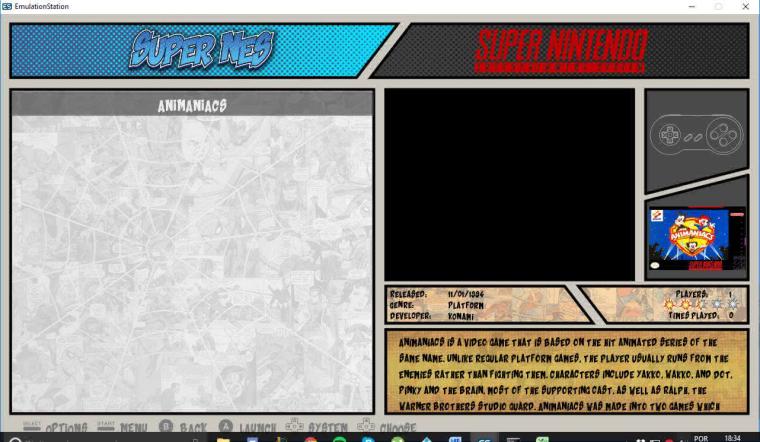 New Comic Book Theme! - RetroPie Forum