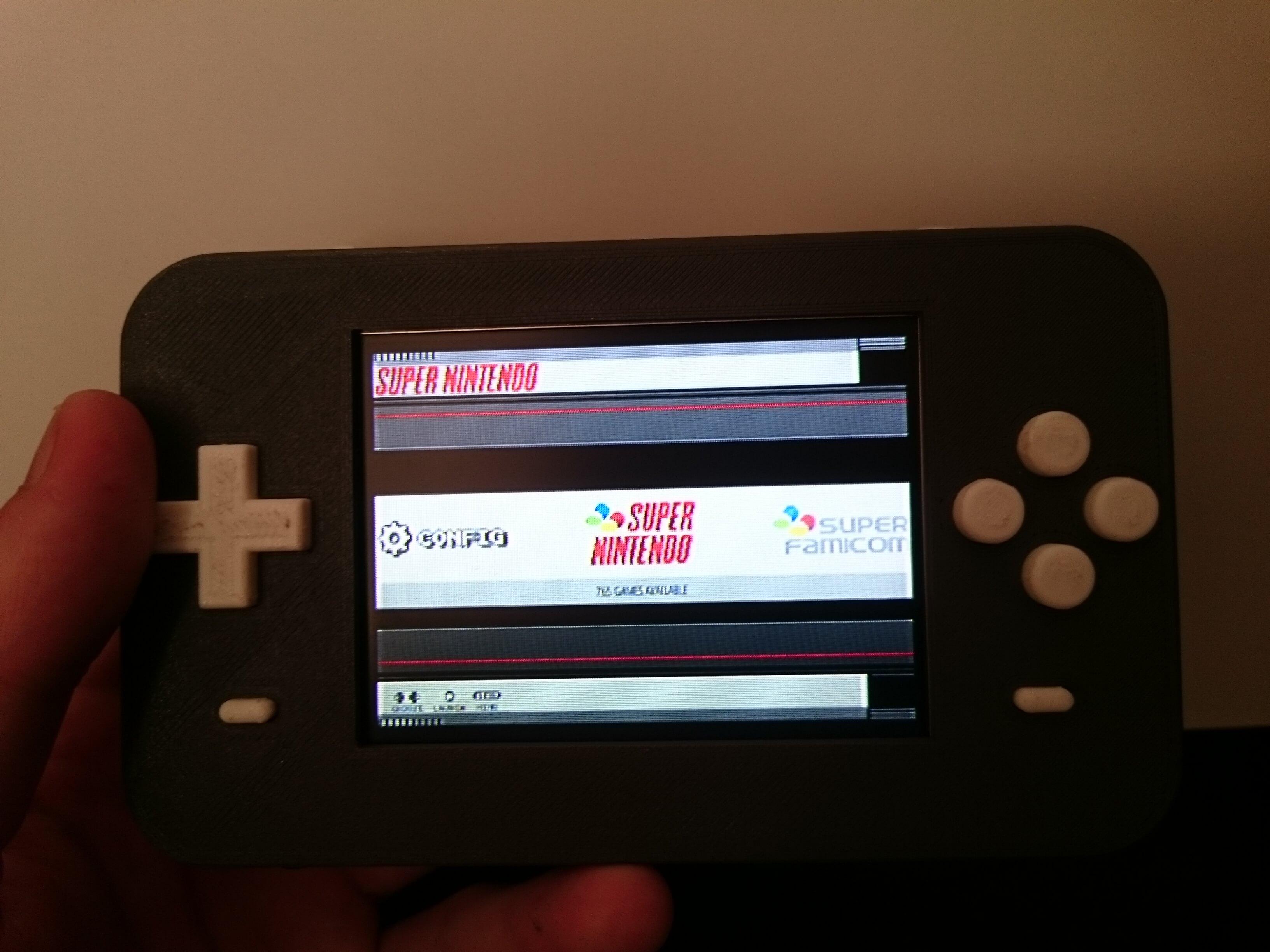 COMPLETED) Pi Zero Portable - 3D Printed - RetroPie Forum