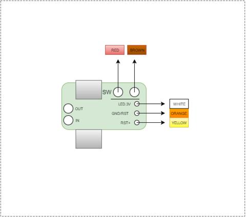 How to wire pi 3 to nes switch - RetroPie Forum Nes Power Switch Wiring Diagram on
