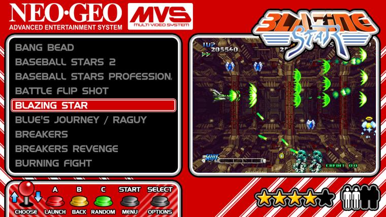 Neo Geo Zip