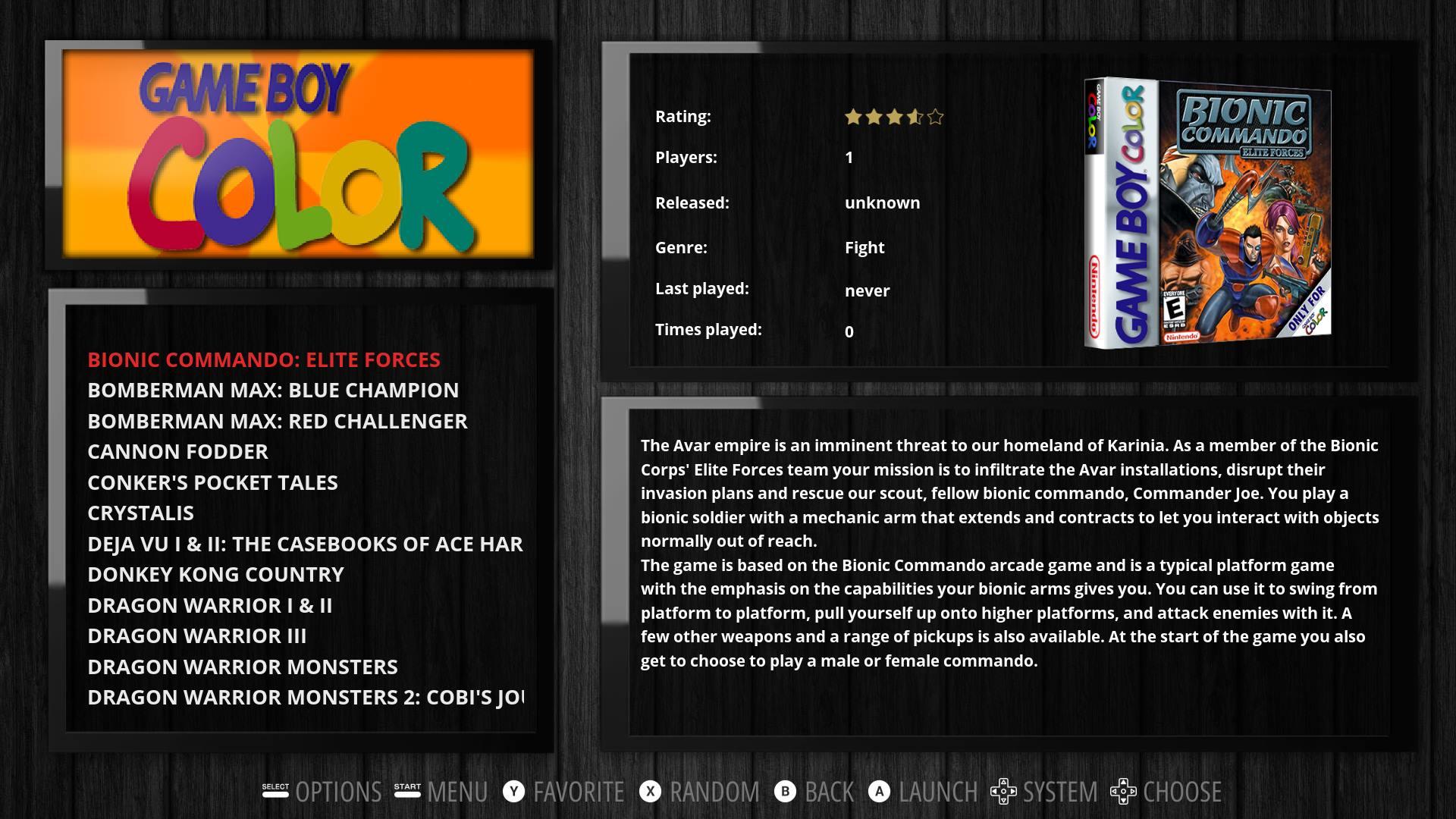 New theme] Super Display - RetroPie Forum