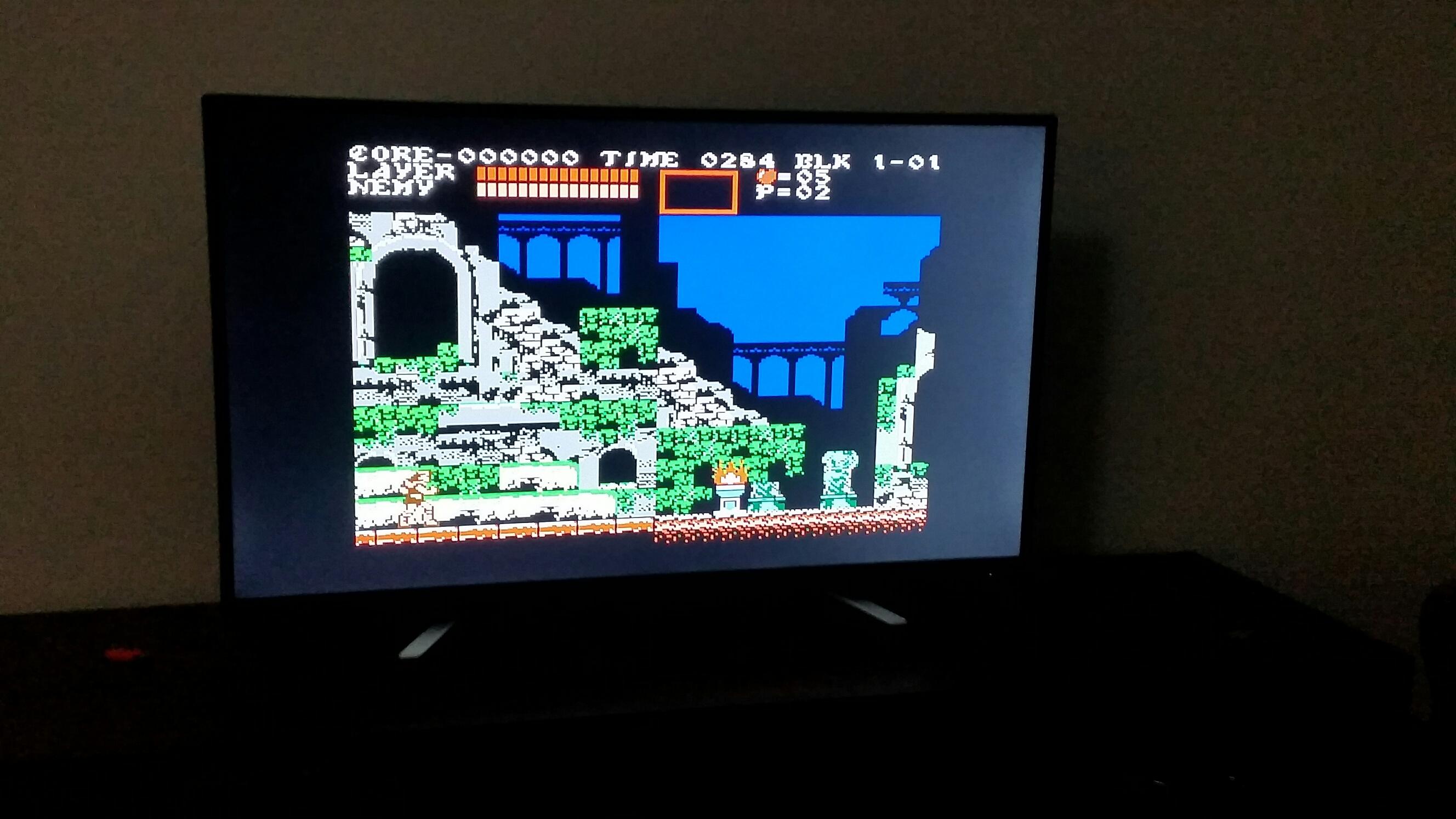 Screen issues with NES Emulator Overscan - RetroPie Forum