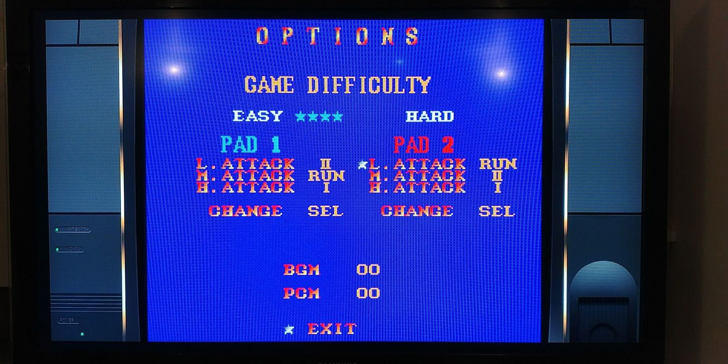 PC Engine 6-button mode glitch - RetroPie Forum