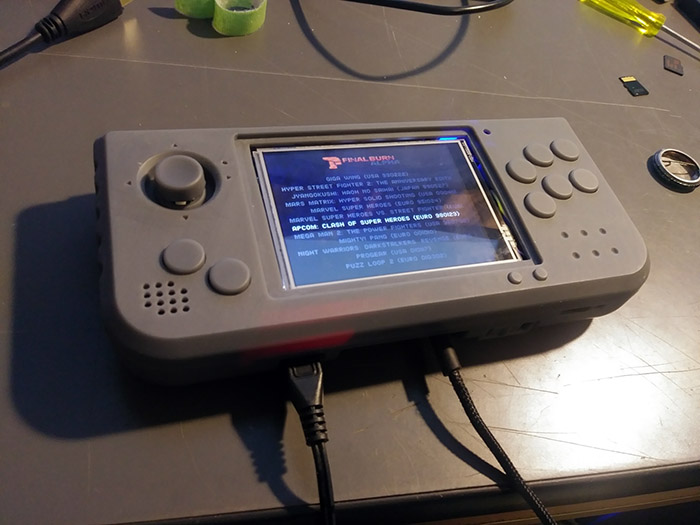 Possible to rotate screen per rom file? - RetroPie Forum