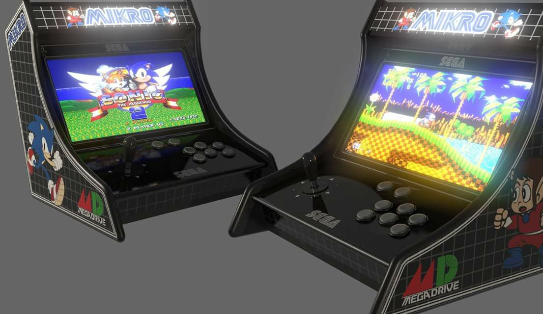 Bartop Arcade Artwok Template - RetroPie Forum