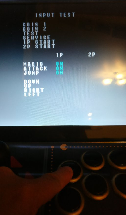 lr-mame2003 button weirdness - RetroPie Forum
