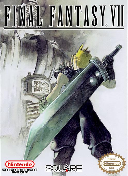 final fantasy 7 retropie