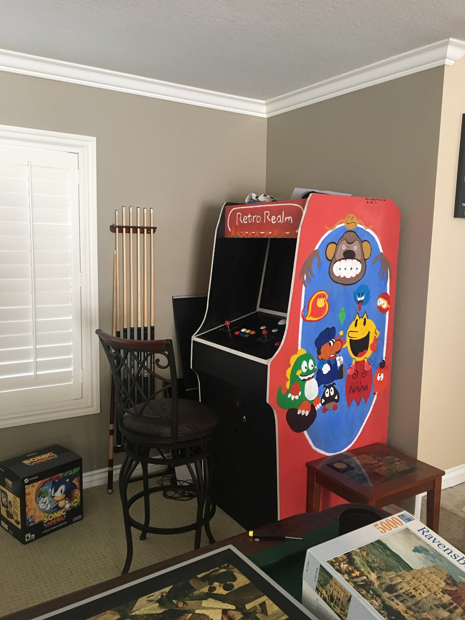 custom forum img arcade my classic project topic retropie cabinet