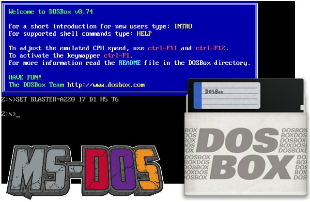 Guide]Adding MS-DOS games using eXoDOS and sduensin's import-eXoDOS