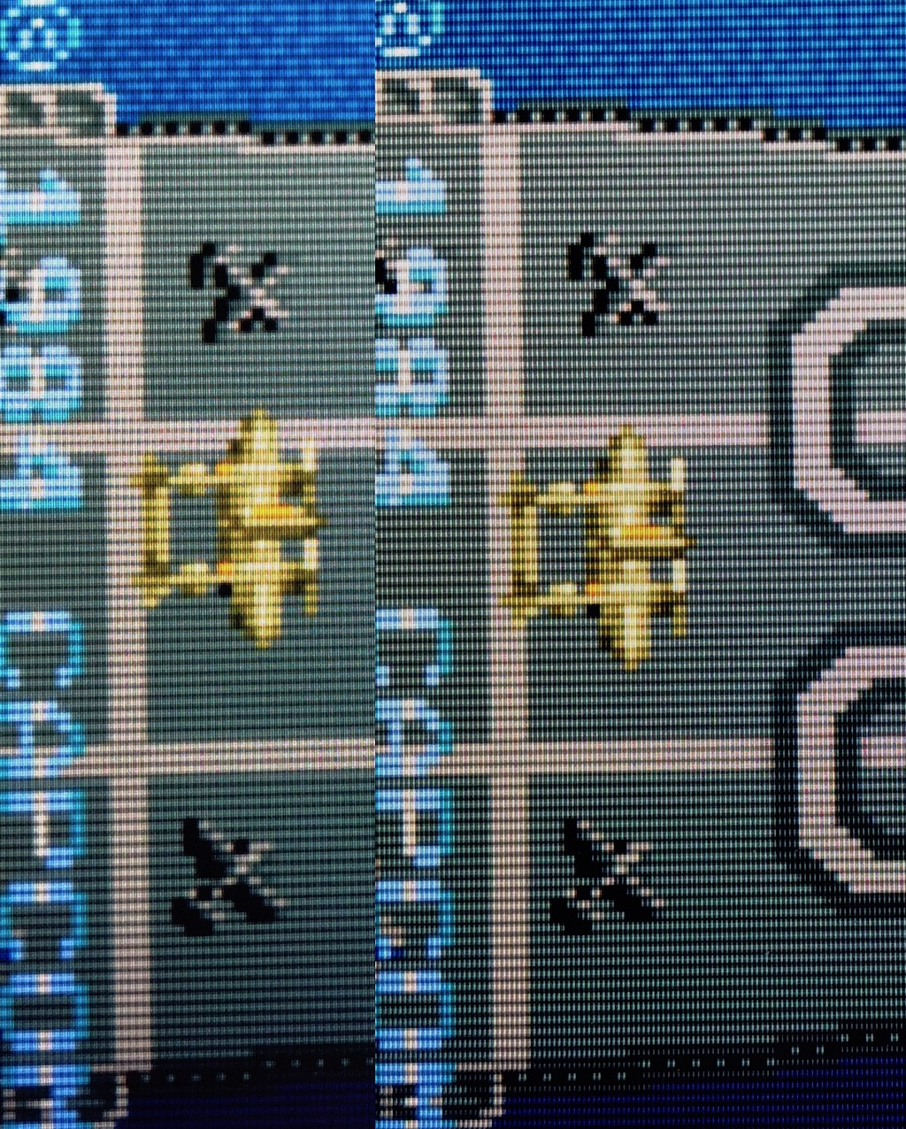 New CRT/LCD shaders for RPI3  They run at 60fps at higher