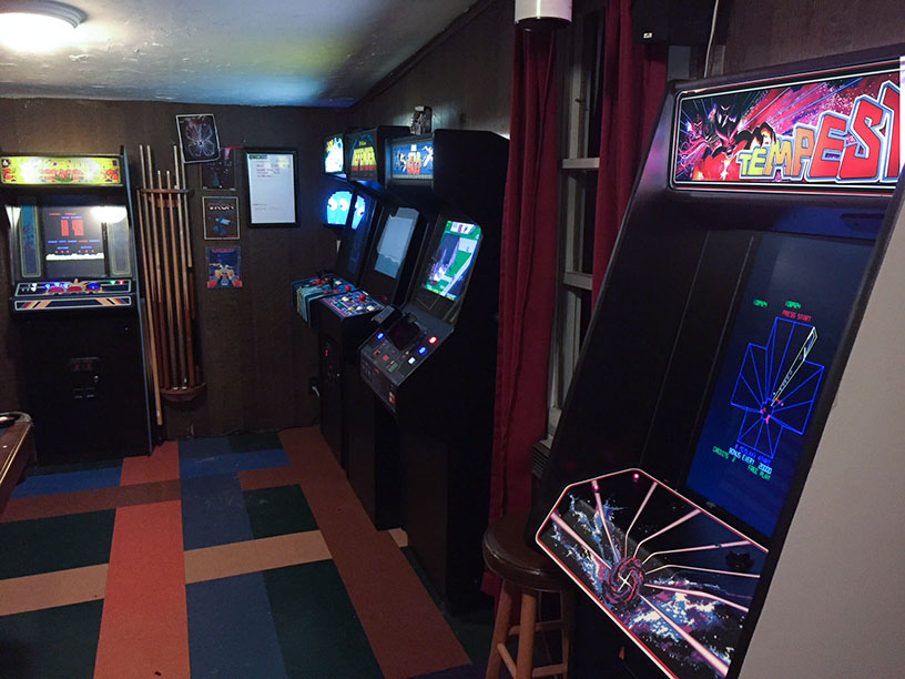 Tempest cab joins the arcade - RetroPie Forum