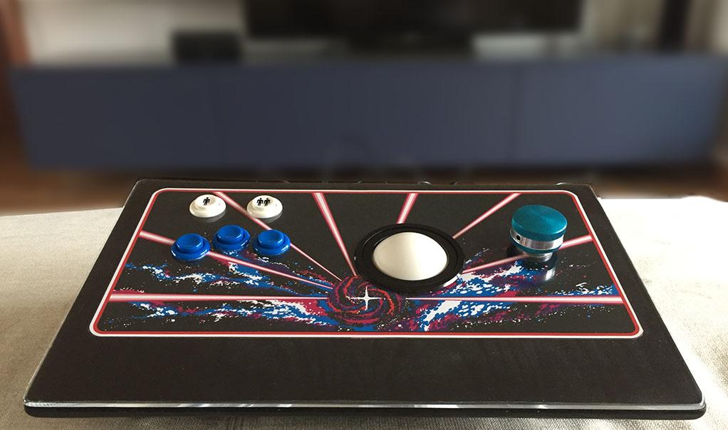 Trackball & Spinner Control Panel - RetroPie Forum