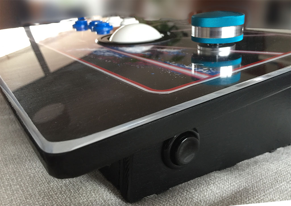 Trackball & Spinner Control Panel - RetroPie Forum