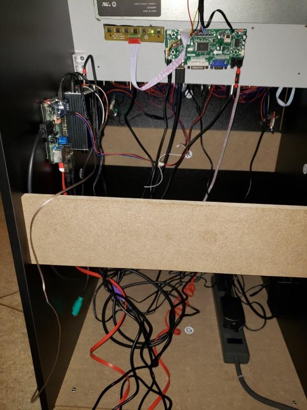 Arcade 1UP Steet Fighter Raspberry Pi 3 RetroPi, with