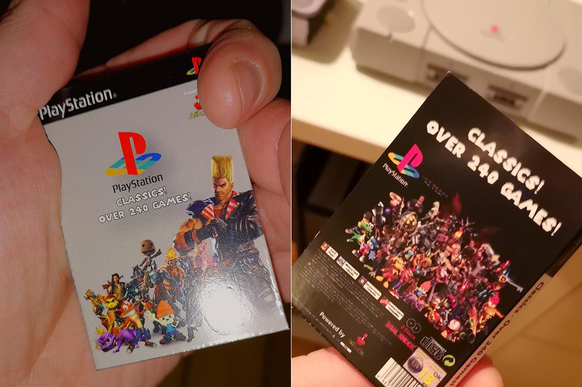 Playstation Classic Mini System - RetroPie Forum