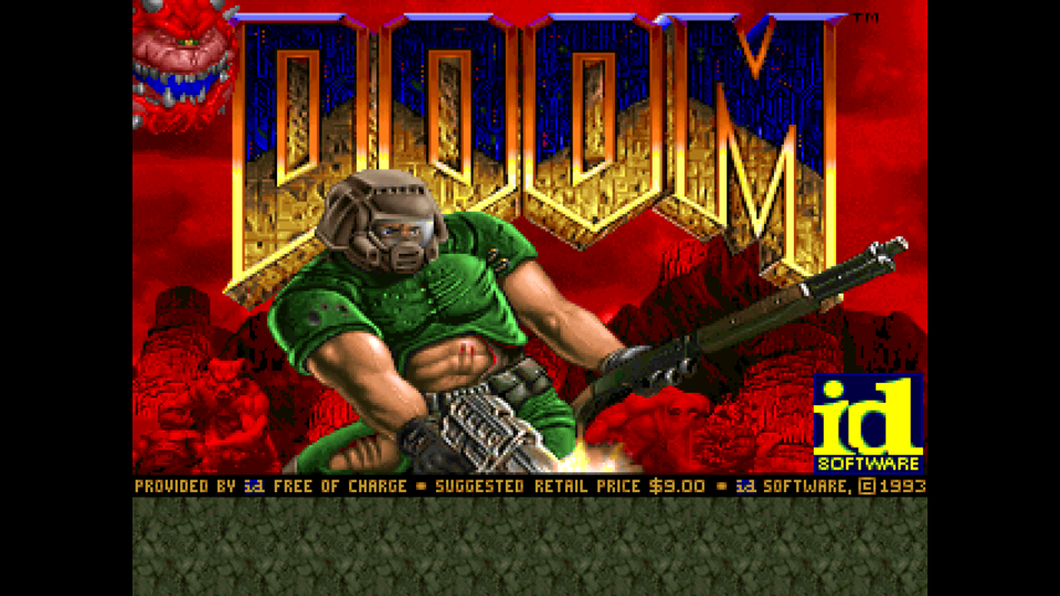 Doom Legacy - Doom Split-screen Source port - RetroPie Forum