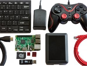 ModMyPi Retro Gaming Kit