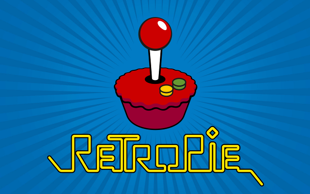 The Retro Pie logo