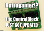 The ControlBlock just got updated